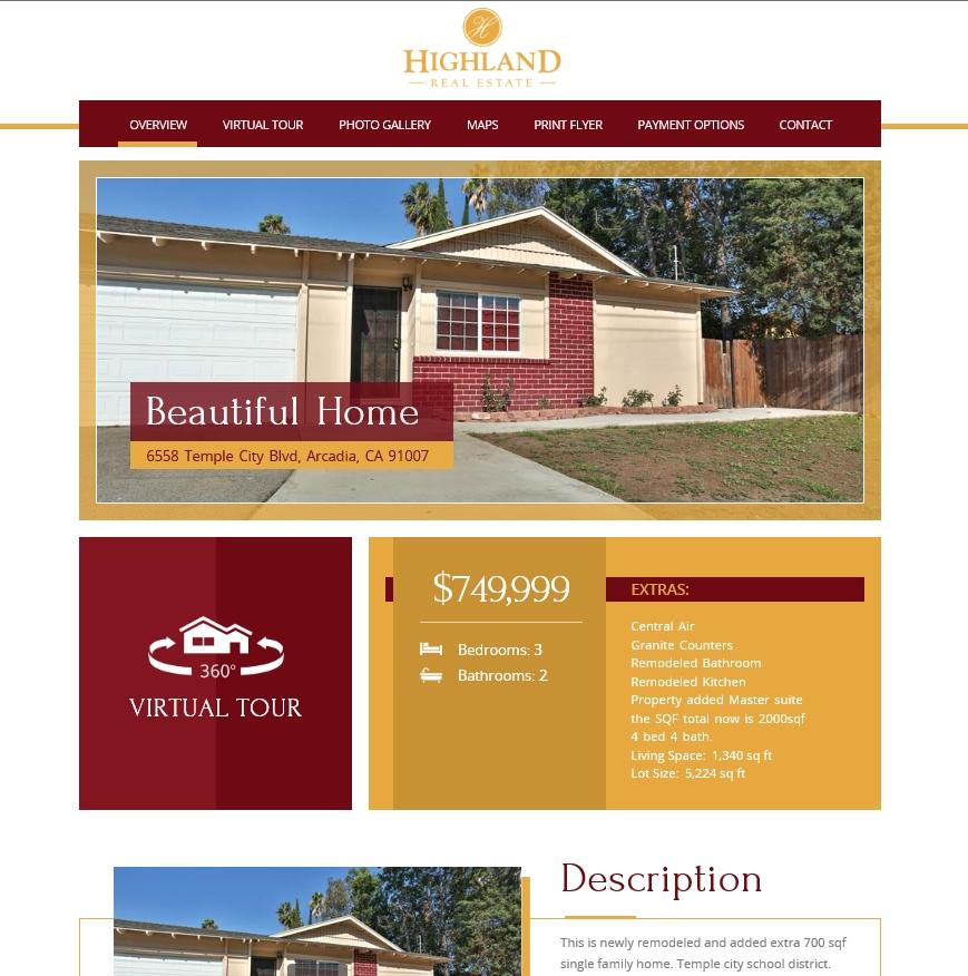 real estate dating website