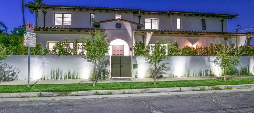 402 North Flores St Los Angeles Ca 90048 Mls